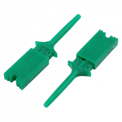 SMD Test Clip Green