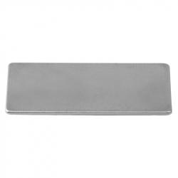 Neodymium Block Magnet 40x20x1 Thick N38