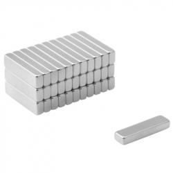 Neodymium Block Magnet 30x6x2 Thick N38