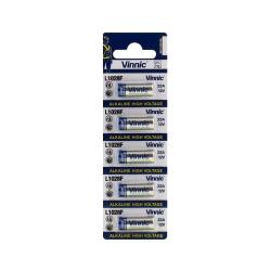 Alkaline Vinnic L1028 23 A 12 V Set 5 Batteries