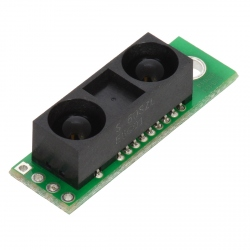 Sensor Module with Sharp GP2Y0A60SZLF Analog Distance 10-150cm, 3V
