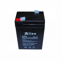 Lead-Acid Battery (6 V, 4 A)
