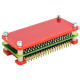 Red Case for Raspberry Pi Zero