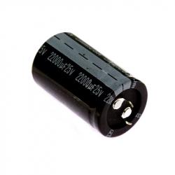 Electrolytic Capacitor 22000 uF, 25 V