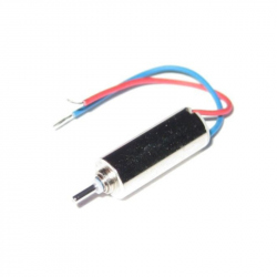 4x8 mm Miniature Motor with 0.7 mm Shaft