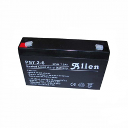 Lead-Acid Battery (6 V, 7.2 A)