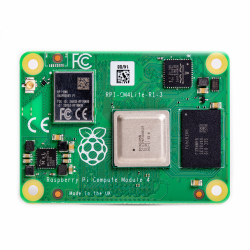 Raspberry Pi CM4 Lite (4GB RAM, WiFi PCB/ext)