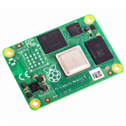 Raspberry Pi CM4 (2GB RAM, 8GB eMMC memory)