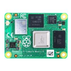 Raspberry Pi CM4 (4GB RAM, 8GB eMMC memory, WiFi PCB/ext)