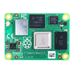 Raspberry Pi CM4 (4GB RAM, 32GB eMMC memory, WiFi PCB/ext)