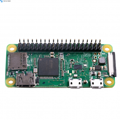 Raspberry Pi Zero WH (with Soldered Pin Headers)
