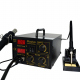 Plusivo Hot Air Digital Soldering Station with Soldering Gun Included