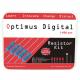Optimus Digital RESISTOR ASSORTMENT KIT - 10Ω TO 1M (600PCS)