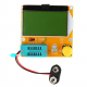 M328 Multi Component LCR Tester with Graphical Interface