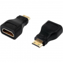 HD Female to Mini HD Male Adapter