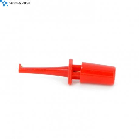 Red Mini Test Clip