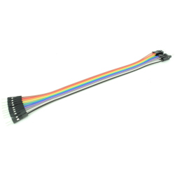 Wires Male-Male 10p 20cm