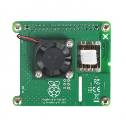 Raspberry Pi 3 Model B+ PoE HAT