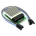 MAX7219 LED Dot Matrix Module