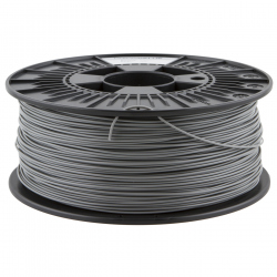 PrimaValue PLA Filament - 1.75mm - 1 kg Spool - Light Grey