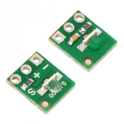 Senzor Reflectiv Infraroșu QTR-L-1RC (Set de 2)