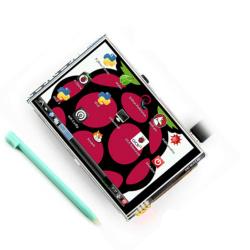 "Ecran LCD pentru Raspberry Pi de 3.5"""