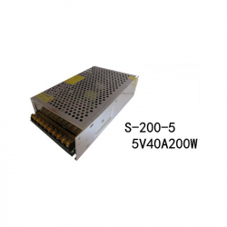 5V 40A (200 W) Switched Mode Power Supply