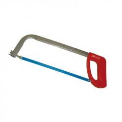 Hacksaw Frame and Blade (Plastic Handle)