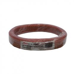 Transparent Speaker Cable 2x0.5mm 10m