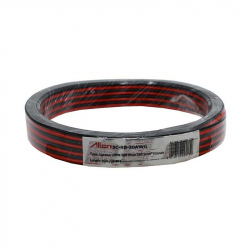 Red / Black Speaker Cable 2x0.5mm 10m