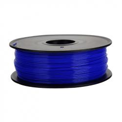 1.75 mm, 1kg PLA Silk Gloss Filament For 3D Printer - Deep Blue