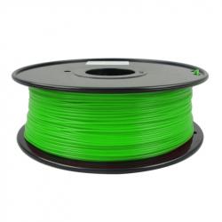 1.75 mm, 1kg PLA Silk Gloss Filament For 3D Printer - Green
