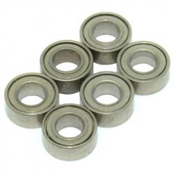 Rulment în Miniatură cu Diametru interior 3 mm