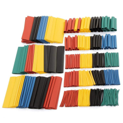Colored Heatshrink Kit (328 pcs)