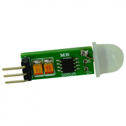 Senzor PIR în Miniatură HC-SR505