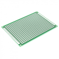 50x70 mm Green Universal Prototyping Board