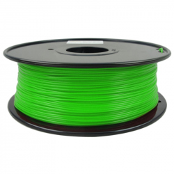1.75 mm 0.8 kg TPU Flexible Filament for 3d Printer - Green