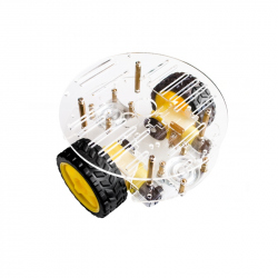 Round Robot Kit