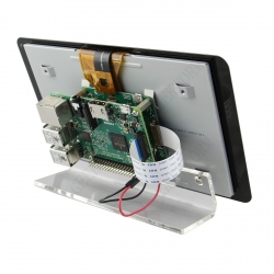 Plastic Stand for Raspberry Pi LCD
