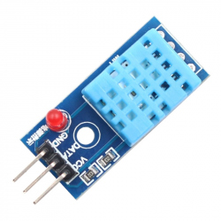 DHT11 Temperature Sensor Module with LED