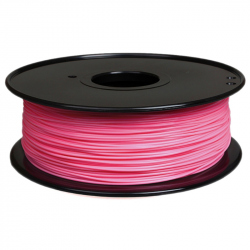 1.75 mm, 1kg PLA Filament For 3D Printer - Pink