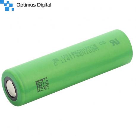 Battery 18650 Li-ion 2600 mAh Sony US18650VTC5