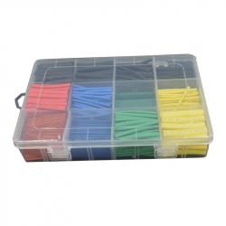 Colored Heatshrink Kit (560 pcs)