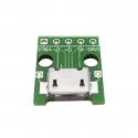 USB Micro Breakout (Green)