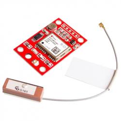 GYNEO6MV2 GPS Module with Miniature Antenna