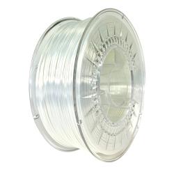 Silk Devil Design Filament - White 1 kg, 1.75 mm