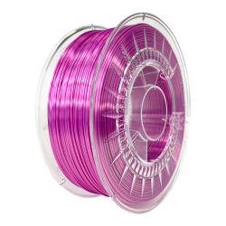 Silk Devil Design Filament - Bright Pink 1 kg, 1.75 mm