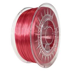 Silk Devil Design Filament - Red 1 kg, 1.75 mm