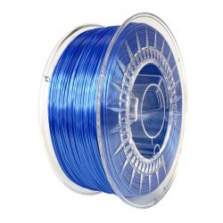 Silk Devil Design Filament - Blue 1 kg, 1.75 mm