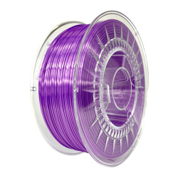 Silk Devil Design Filament - Violet 1 kg, 1.75 mm